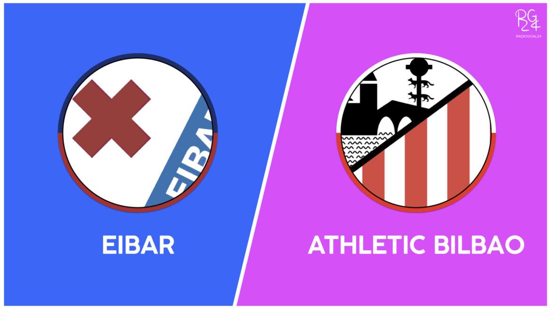 Eibar-Athletic Bilbao: probabili formazioni