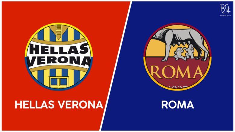Hellas Verona-Roma probabili formazioni