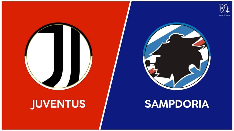 Juventus-Sampdoria probabili formazioni