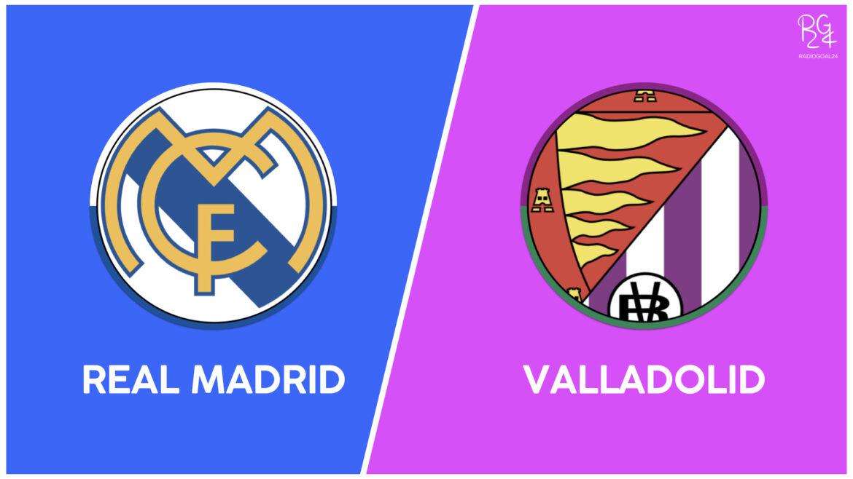 Real Madrid-Valladolid: probabili formazioni