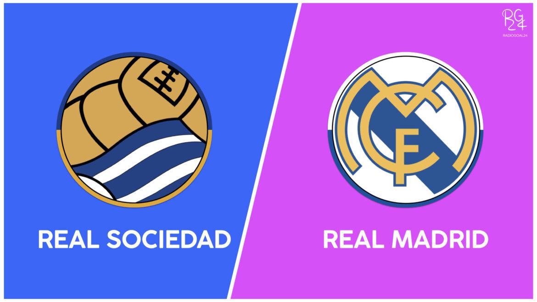 Real Sociedad-Real Madrid: probabili formazioni
