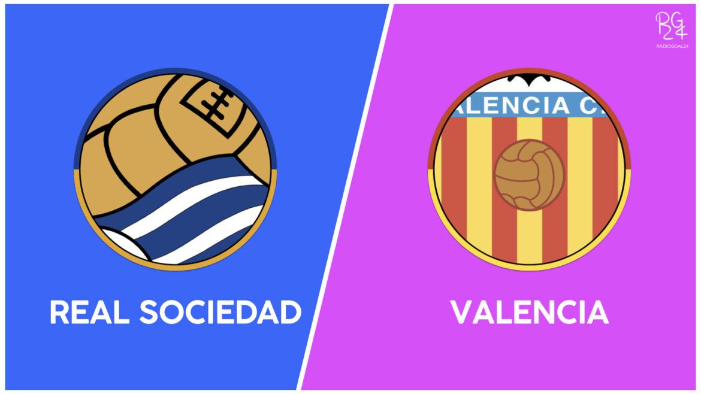 Real Sociedad-Valencia: probabili formazioni