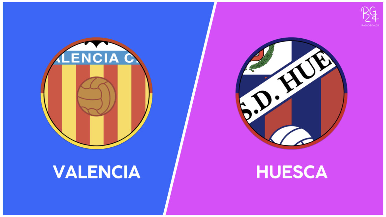 Valencia-Huesca: probabili formazioni