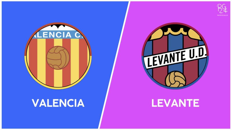 Valencia-Levante: probabili formazioni