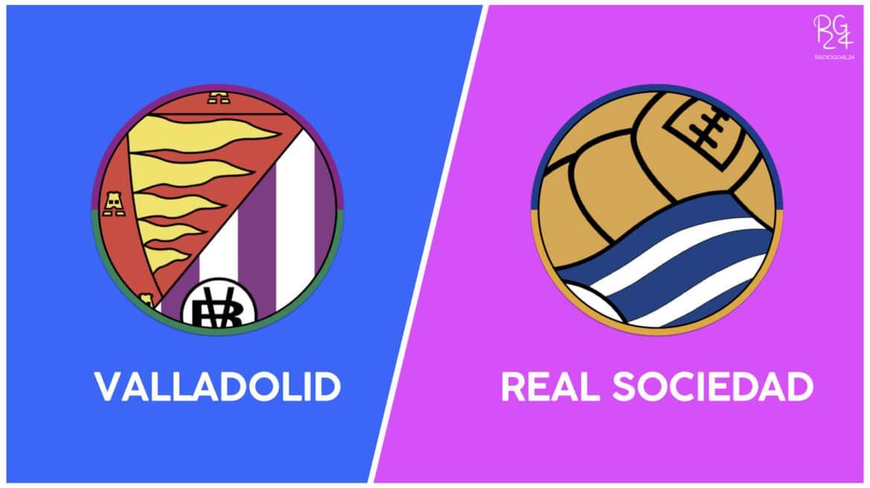 Valladolid-Real Sociedad: probabili formazioni