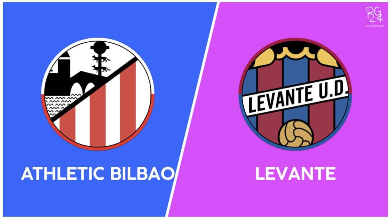 Athletic Bilbao-Levante: probabili formazioni
