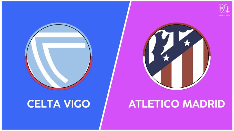 Celta Vigo-Atletico Madrid: probabili formazioni