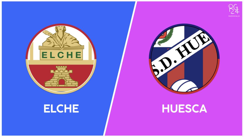 Elche-Huesca: probabili formazioni