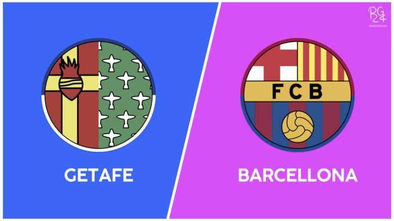 Getafe-Barcellona: probabili formazioni
