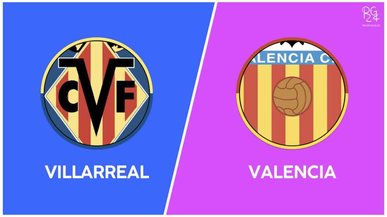 Villarreal-Valencia: probabili formazioni
