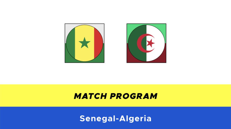 Senegal-Algeria probabili formazioni