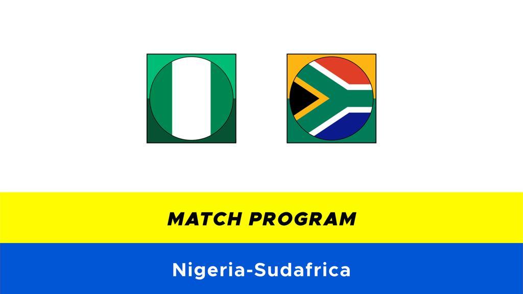 Nigeria-Sudafrica probabili formazioni