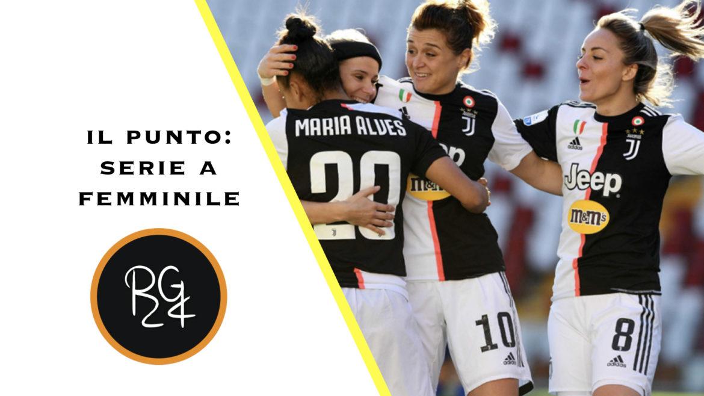 Campionato Calcio femminile