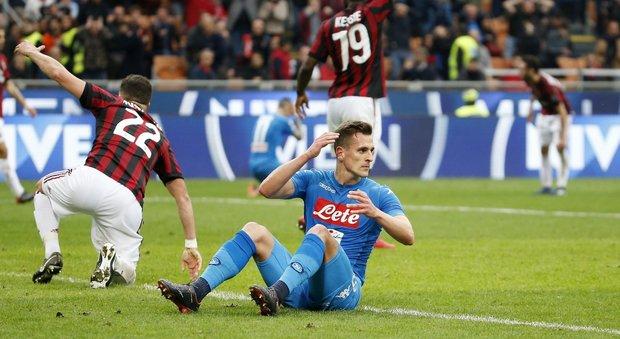 Asse Milan-Napoli