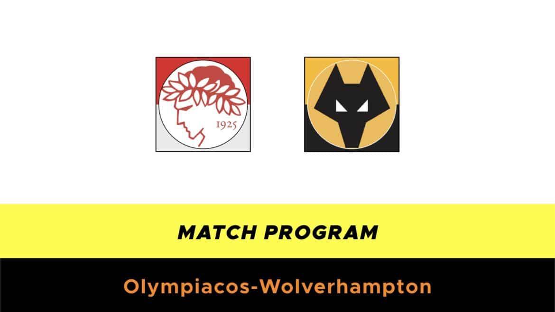 Olympiacos-Wolverhampton: probabili formazioni