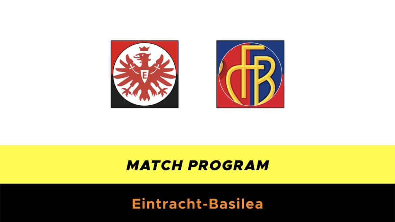 Eintracht-Basilea: probabili formazioni