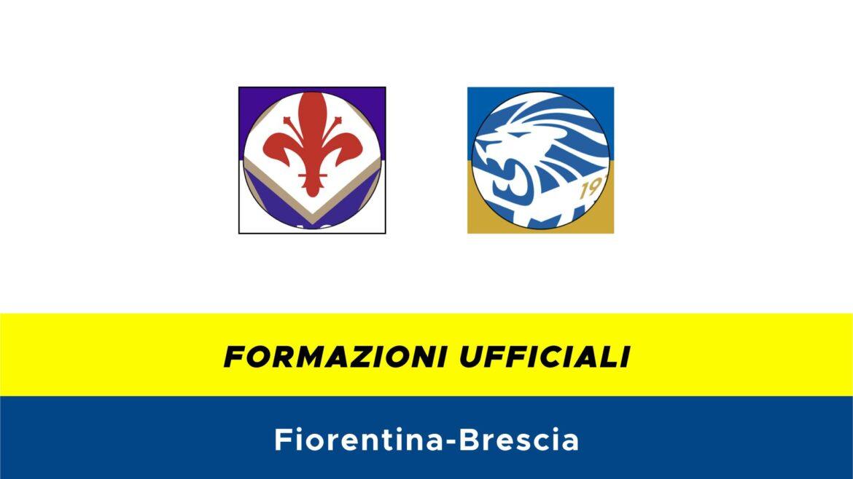 Fiorentina-Brescia formazioni ufficiali
