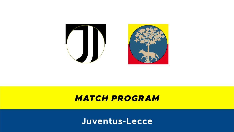 Juventus-Lecce probabili formazioni
