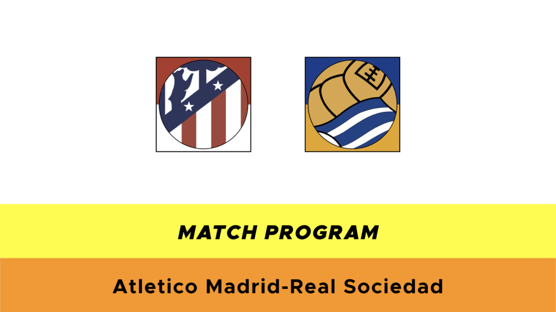 Atletico Madrid-Real Sociedad probabili formazioni