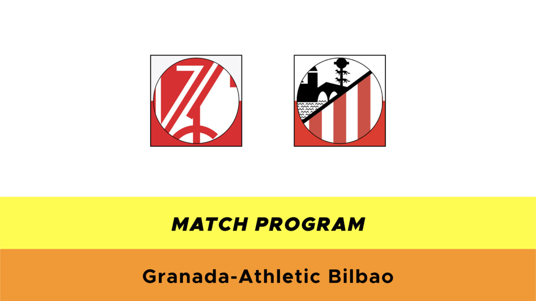 Granada-Athletic Bilbao probabili formazioni