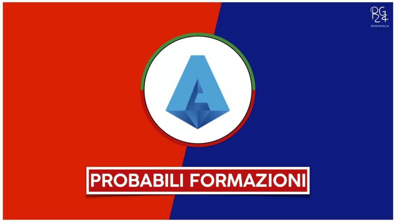 Serie A probabili formazioni