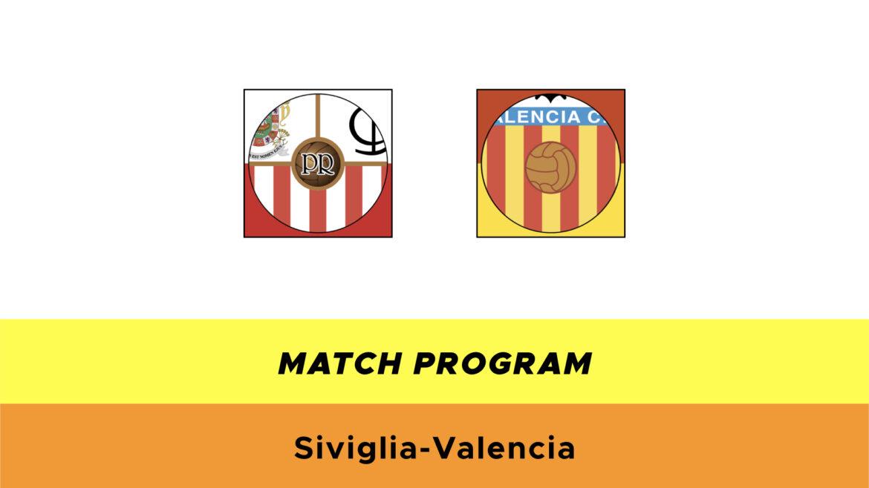 Siviglia-Valencia probabili formazioni