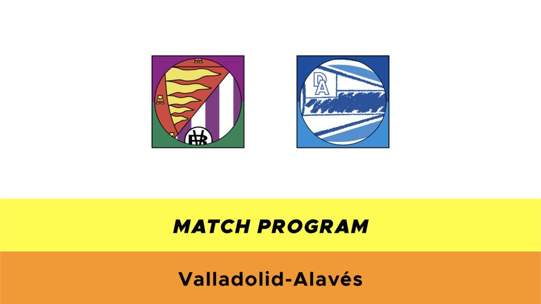 Valladolid-Alavés probabili formazioni