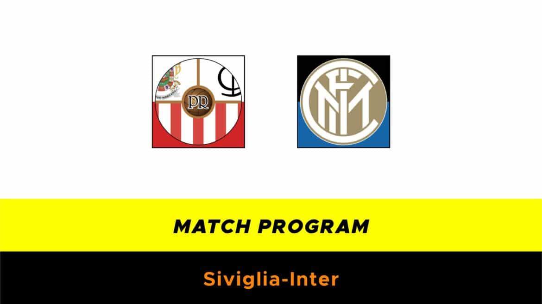 Siviglia-Inter: probabili formazioni