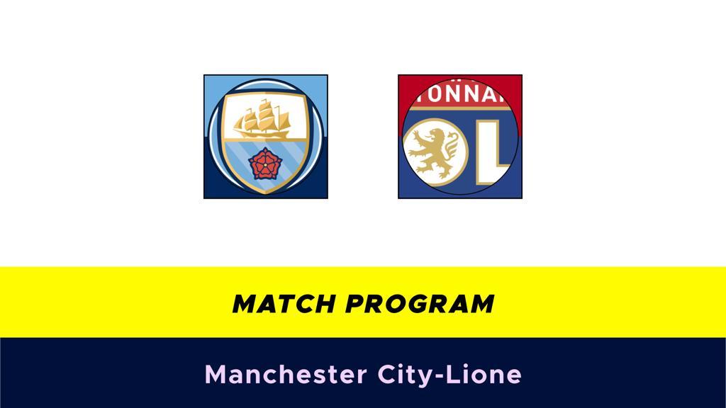 Manchester City-Lione: probabili formazioni