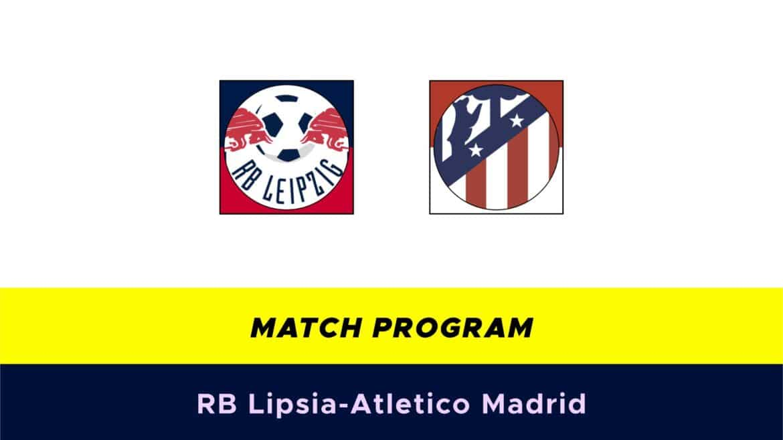 Lipsia-Atletico Madrid: probabili formazioni