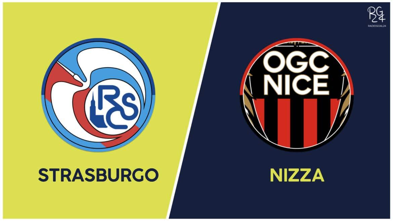 Strasburgo-Nizza: formazioni ufficiali