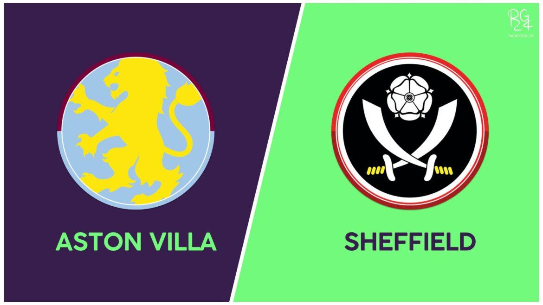 Aston Villa-Sheffield probabili formazioni