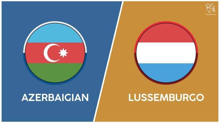 Azerbaigian-Lussemburgo probabili formazioni