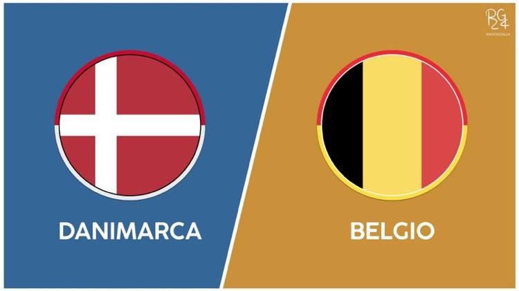 Danimarca-Belgio probabili formazioni