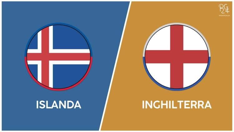 Islanda-Inghilterra probabili formazioni