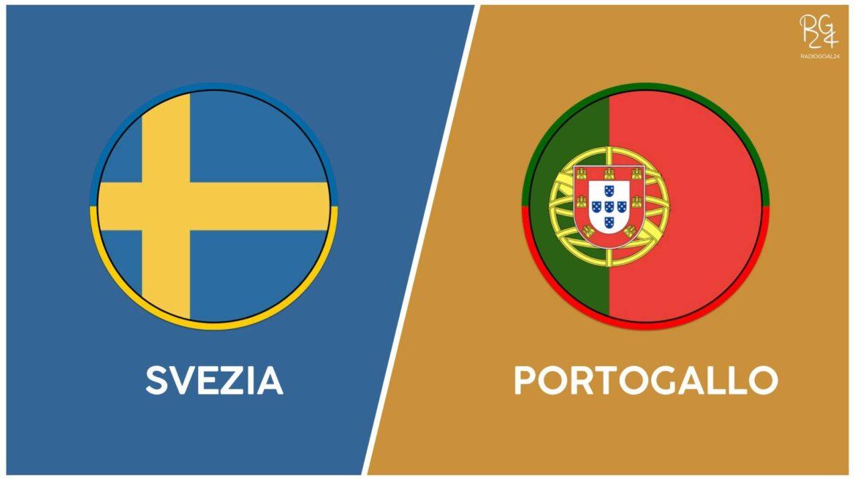Svezia-Portogallo probabili formazioni