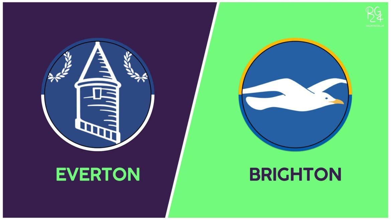 Everton-Brighton probabili formazioni