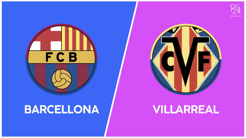 Barcellona-Villarreal: probabili formazioni