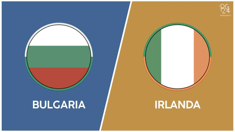 Bulgaria-Irlanda probabili formazioni