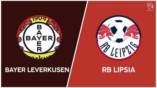 Leverkusen-Lipsia probabili formazioni