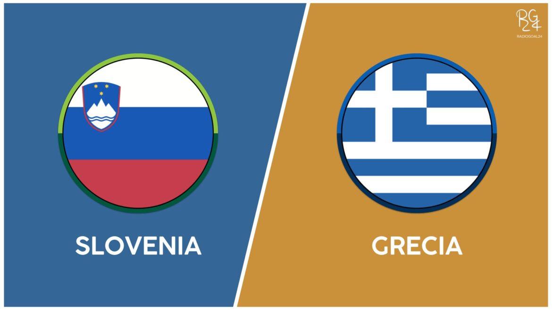 Slovenia-Grecia probabili formazioni