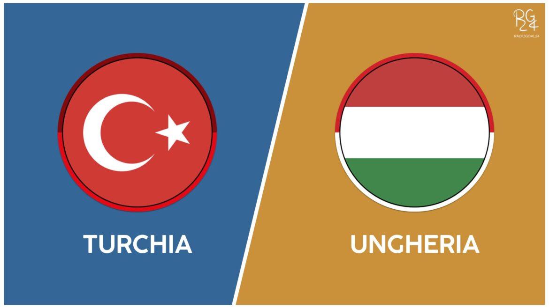 Turchia-Ungheria probabili formazioni