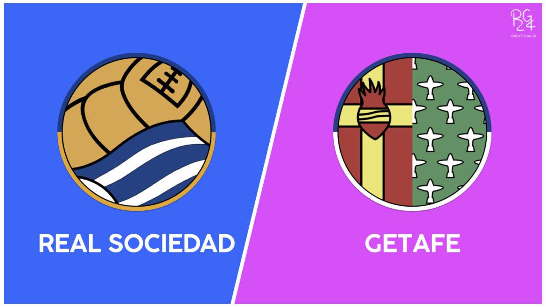 Real Sociedad-Getafe: probabili formazioni