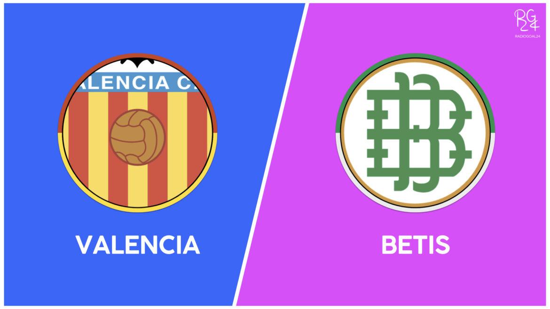 Valencia-Betis: probabili formazioni
